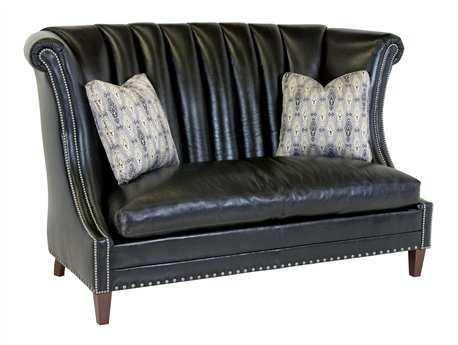 Classic Leather Tag Broadmoor Sofa