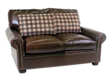 Classic Leather Tamarack Loveseat