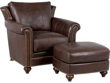 Classic Leather Tanner Ottoman
