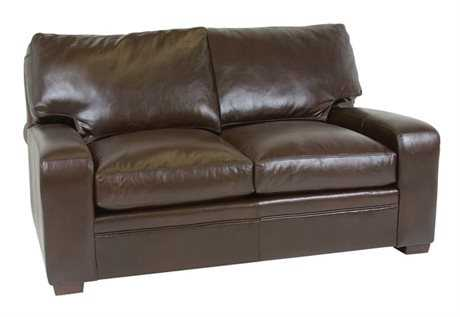 Classic Leather Vancouver Loveseat