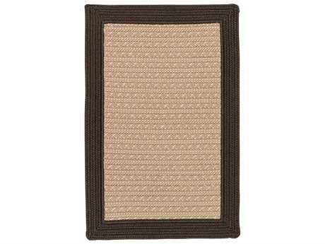 Colonial Mills Bayswater Brown Rectangular Area Rug