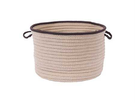 Colonial Mills Boat House Brown Utility Basket CIBT89BKT