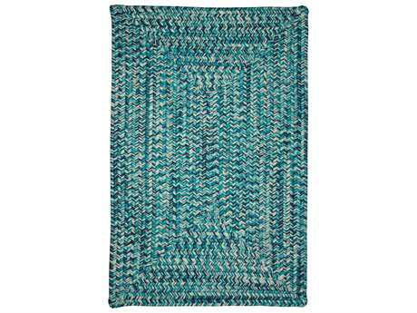 Colonial Mills Catalina Blue Lagoon Rectangular / Square Area Rug