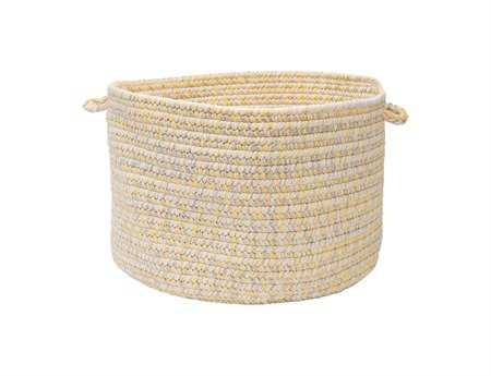 Colonial Mills Catalina Sun-soaked Storage Basket CICA39BKT