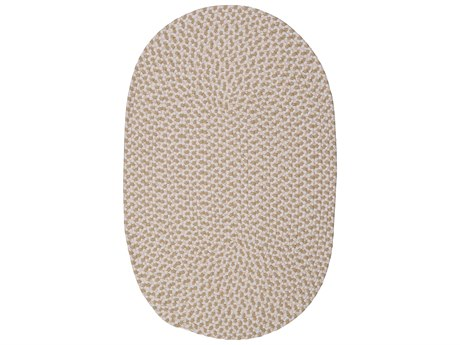 Colonial Mills Daybreak Kids Natural Oval Area Rug