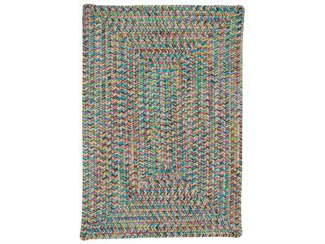 Colonial Mills Kicks Cove Bright Rectangular / Square Area Rug