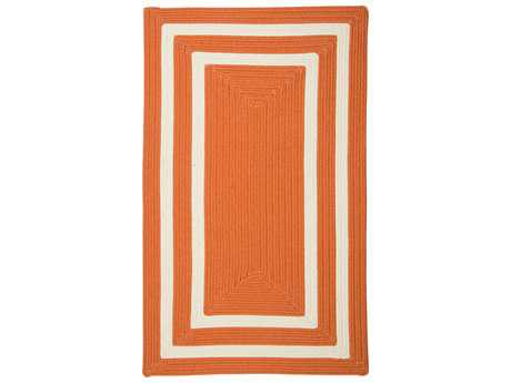 Colonial Mills La Playa Tangerine Rectangular / Square Area Rug