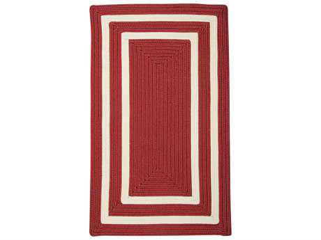 Colonial Mills La Playa Sangria Rectangular / Square Area Rug