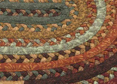 Colonial Mills Olivera Warm Chestnut Area Rug CIOV89RGROU