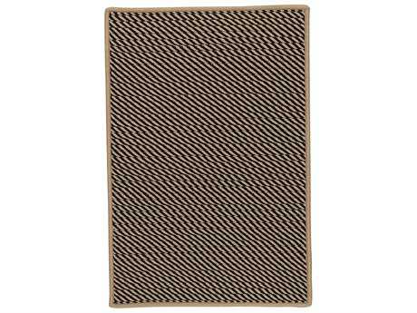 Colonial Mills Point Prim Black Rectangular / Square Area Rug