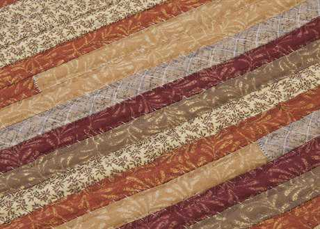 Colonial Mills Quilter's Choice Oval Rustic Blend Area Rug CIQC10RGROU