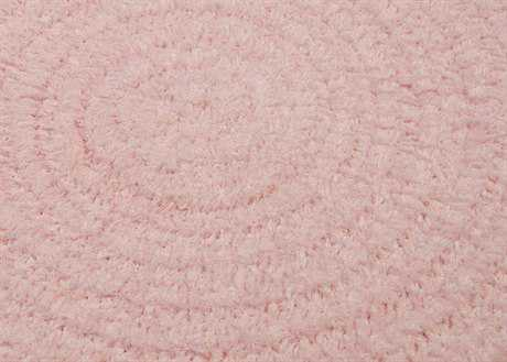 Colonial Mills Spring Meadow Oval Blush Pink Area Rug CIS702RGROU
