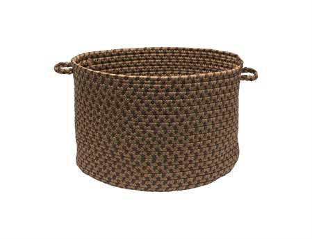 Colonial Mills Tiburon Spruce Green Utility Basket CITB69BKT
