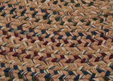 Colonial Mills Twilight Oval Evergold Area Rug CITL80RGROU