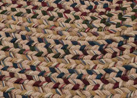 Colonial Mills Twilight Oval Oatmeal Area Rug CITL90RGROU