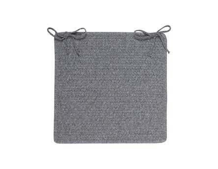 Colonial Mills Westminster Light Gray Chair Pad (Set of 4)