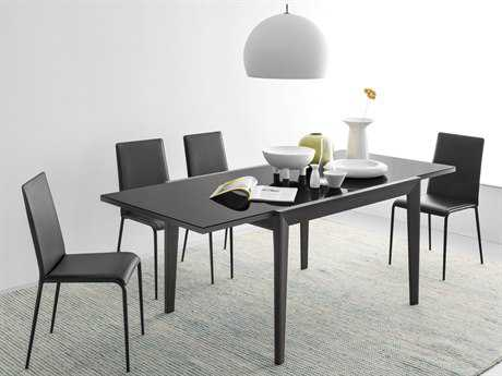 Connubia Abaco 47''-83''L x 36''W Rectangular Extending Dining Table CNUCB4758