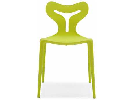 Connubia Area 51 Matte Light Green Outdoor Stackable Chair CNUCB1042P947