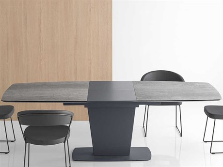 Connubia Athos 59'' Wide Rectangular Dining Table CNUCB4783