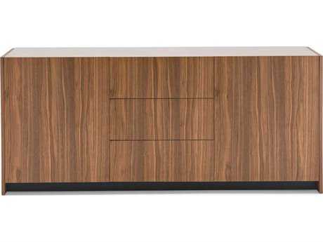Connubia Gloria Frosted Extra Clear 71''L x 20''W Sideboard CNUCB61003P201P201GEW