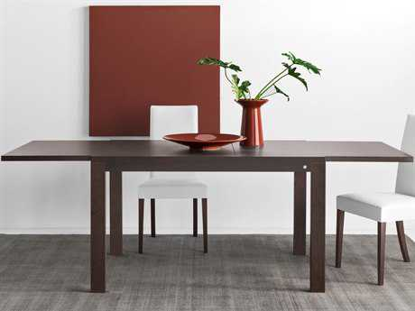 Connubia New Smart 51''-91''L x 36''W Rectangular Extending Dining Table CNUCB4704L