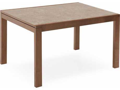 Connubia New Smart Nougat 51''-91''L x 36''W Rectangular Extending Dining Table CNUCB4704V130P166P201P201