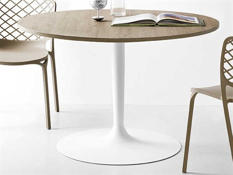 Connubia Planet 47'' Wide Round Dining Table CNUCB400547