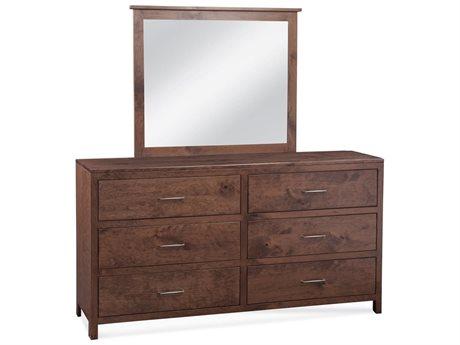 Conrad Grebel Chesapeake 6 Drawers Double Dresser CDGD78A