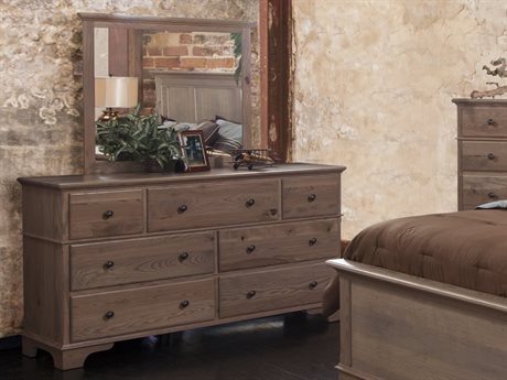 Conrad Grebel Linwood 7 Drawers Double Dresser CDGD55A