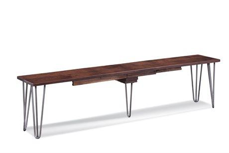 Conrad Grebel Manhattan Accent Bench