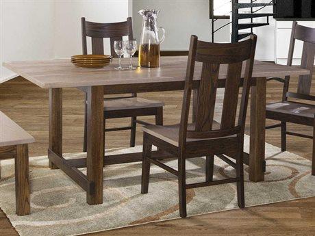 Conrad Grebel Williamsburg 72 Wide Rectangular Dining Table CDG7242RC