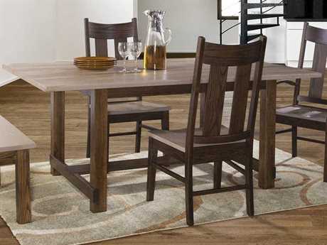 Conrad Grebel Williamsburg 72 Wide Rectangular Dining Table