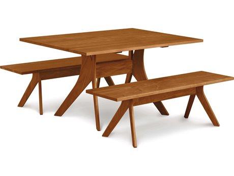 Copeland Furniture Audrey 60'' Long Dining Room Set
