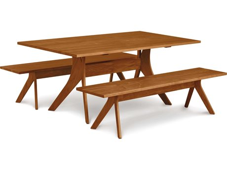 Copeland Furniture Audrey 72'' Long Dining Room Set