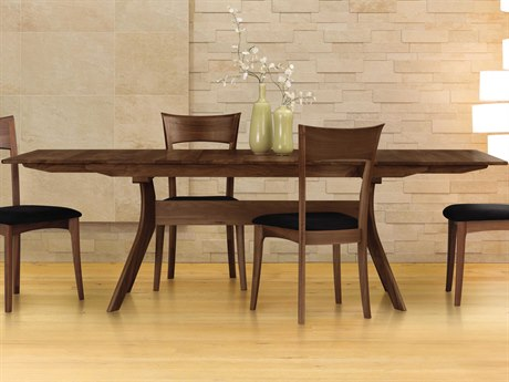 Copeland Furniture Audrey 72''-96 ''L x 42''W Rectangular Extension Dining Table CF6AUD20