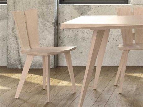 Copeland Furniture Axis Dining Side Chair CF8AXS50