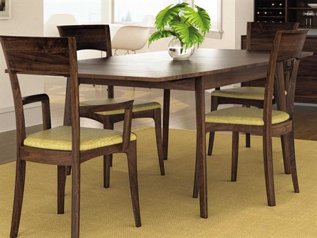 Copeland Furniture Catalina 66''-90''L x 46''W Rectangular Extension Dining Table