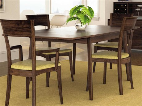 Copeland Furniture Catalina 60''-84''L x 40''W Rectangular Extension Dining Table CF6CAL23