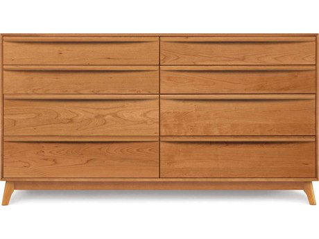 Copeland Furniture Catalina Eight-Drawers Double Dresser