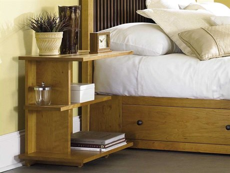 Copeland Furniture Dominion 22''W x 16''D Left Arm Facing Nightstand