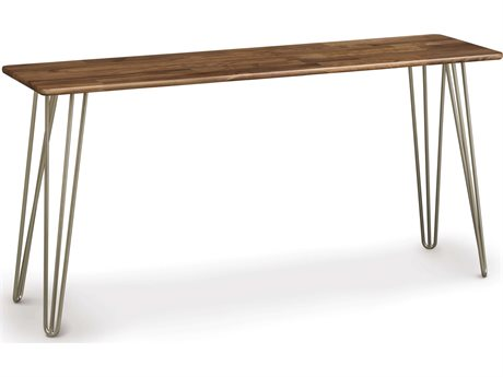 Copeland Furniture Essentials 60''L x 15''W Rectangular Console Table