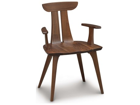 Copeland Furniture Estelle Arm Dining Chair