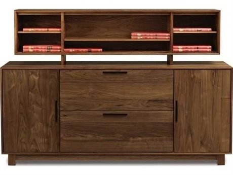 Copeland Furniture Linear Office Storage Buffet Tables & Sideboard CF4LIN70SET