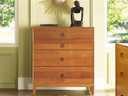 Mansfield Four-Drawers Single Dresser