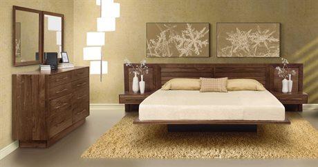 Copeland Furniture Moduluxe Bedroom Set CF1MCD32SET