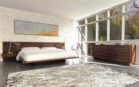 Copeland Furniture Moduluxe Bedroom Set