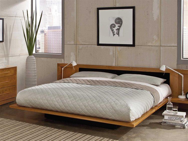 Copeland Furniture Moduluxe 29 Platform Bed Cf1mpd22uph