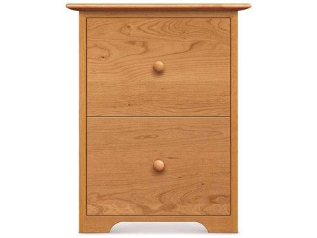Copeland Furniture Sarah Rolling File Cabinet