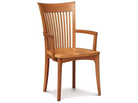 Copeland Furniture Sarah Dining Arm Chair CF8SAR13