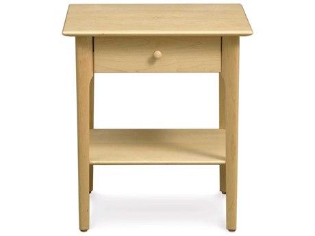 Copeland Furniture Sarah 24'' High One-Drawer Nightstand